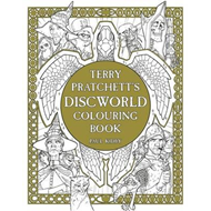 Terry Pratchett's Discworld Colouring Book (BOK)