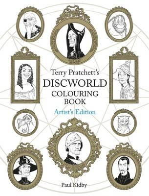 Terry Pratchett's Discworld Colouring Book: Artist's Edition (BOK)