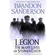 Legion: The Many Lives of Stephen Leeds (BOK)