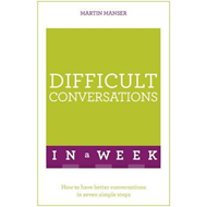 Difficult Conversations in a Week (BOK)