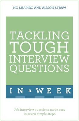 Tackling Tough Interview Questions in a Week (BOK)