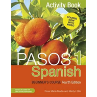 Pasos 1 Spanish Beginner's Course (BOK)