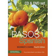 Pasos 1: Spanish Beginner's Course (BOK)