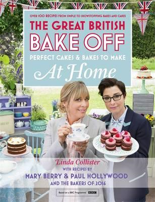 Great British Bake Off - Perfect Cakes & Bakes To Make At Ho (BOK)