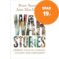 Produktbilde for War Stories - Gripping Tales of Courage, Cunning and Compassion (BOK)