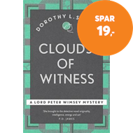 Produktbilde for Clouds of Witness - From 1920 to 2020, classic crime at its best (BOK)