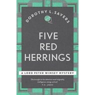 Produktbilde for Five Red Herrings - A classic in detective fiction (BOK)