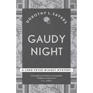 Produktbilde for Gaudy Night - The classic detective fiction series to rediscover in 2020 (BOK)