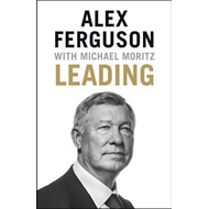 Produktbilde for Leading - Lessons in leadership from the legendary Manchester United manager (BOK)
