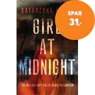 Produktbilde for Girl at Midnight (BOK)