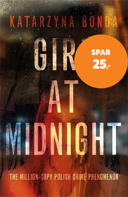 Girl at Midnight (BOK)