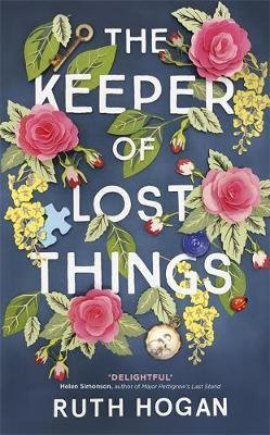 Keeper of Lost Things (BOK)