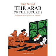 Produktbilde for Arab of the Future 2 (BOK)