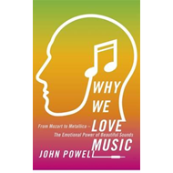 Why We Love Music (BOK)