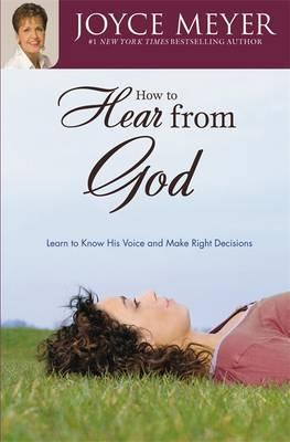 How to Hear From God (BOK)