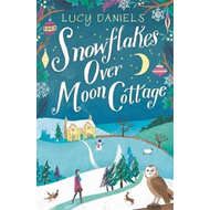 Snowflakes over Moon Cottage (BOK)