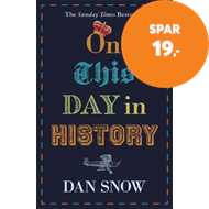 Produktbilde for On This Day in History (BOK)