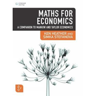 Maths for Economics: A Companion to Mankiw and Taylor Econom (BOK)