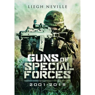Guns of Special Forces 2001 - 2015 (BOK)