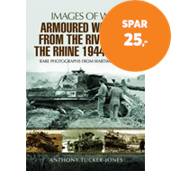 Produktbilde for Armoured Warfare from the Riviera to the Rhine 1944 - 1945 (BOK)