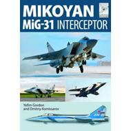 Flight Craft 8- Mikoyan MiG-31 (BOK)