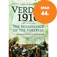 Produktbilde for Verdun 1916: The Renaissance of the Fortress (BOK)