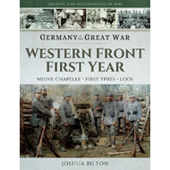 Germany in the Great War - Western Front First Year (BOK)