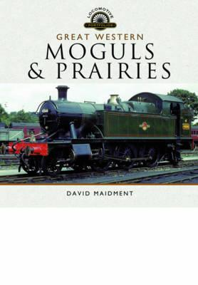 Great Western, Moguls and Prairies (BOK)