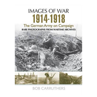 German Army on Campaign 1914 - 1918 (BOK)