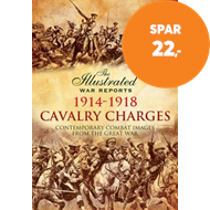 Produktbilde for Cavalry Charges (BOK)