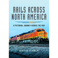 Rails Across North America (BOK)