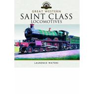 Great Western Saint Class Locomotives (BOK)