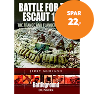 Produktbilde for Battle for the Escaut 1940: The France and Flanders Campaign (BOK)