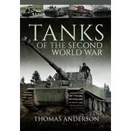 Tanks of the Second World War (BOK)