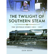 Twilight of Southern Steam (BOK)