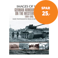 Produktbilde for German Armour Losses on the Western Front from 1944 - 1945 (BOK)