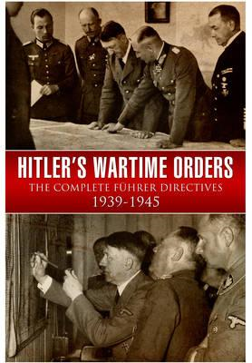 Hitler's Wartime Orders (BOK)