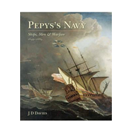 Produktbilde for Pepys's Navy (BOK)