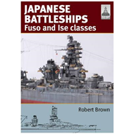 Shipcraft 24: Japanese Battleships: Fuso & Ise Classes (BOK)