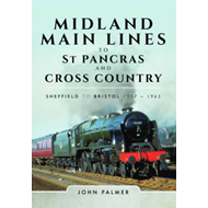 Midland Main Lines to St Pancras and Cross Country (BOK)