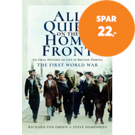 Produktbilde for All Quiet on the Home Front (BOK)