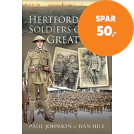Produktbilde for Hertfordshire Soldiers of The Great War (BOK)