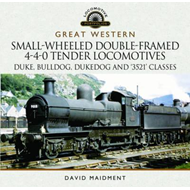 Great Western Small-Wheeled Double-Framed 4-4-0 Tender Locom (BOK)