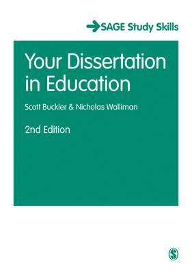 Your Dissertation in Education (BOK)