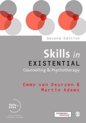 Skills in Existential Counselling & Psychotherapy (BOK)