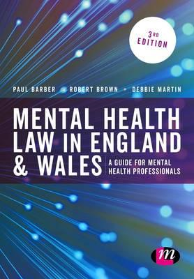 Mental Health Law in England and Wales (BOK)