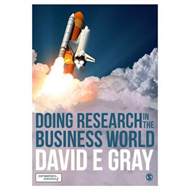 Doing Research in the Business World (BOK)