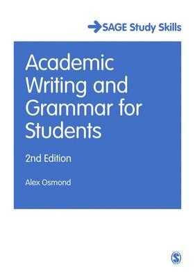 Academic Writing and Grammar for Students (BOK)