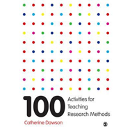 100 Activities for Teaching Research Methods (BOK)