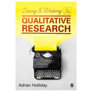 Doing & Writing Qualitative Research (BOK)